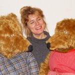 Mamma och pappa björn