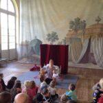 Prinsessan på ärten hos Drottningholms Slottsteater